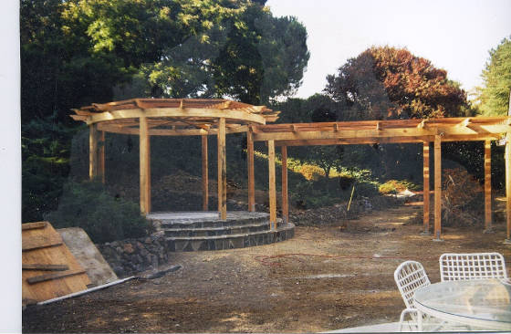 Round Pergola - Welcome — New Post Has Been Published On Kalkunta.com...